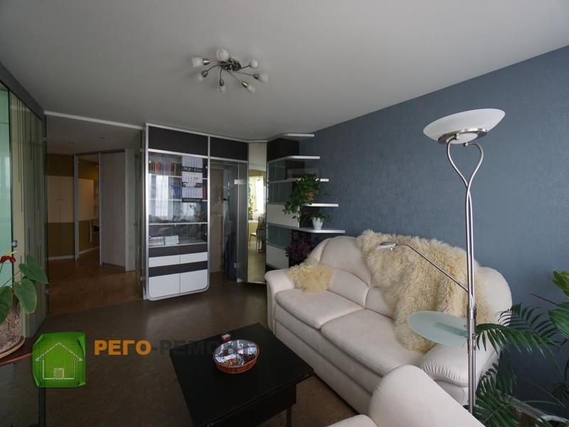 Ремонт однокомнатной квартиры в Самаре - фото и цены за кв